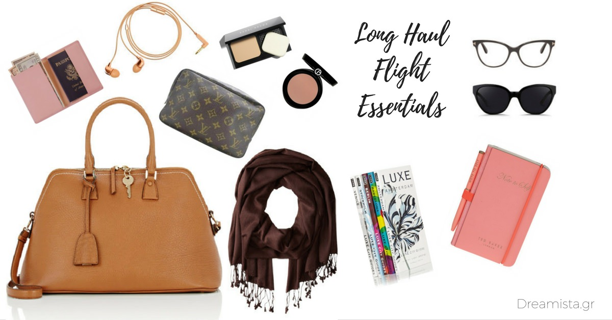 4+ Tips <br>για να γίνει η long flight <br>πιο ευχάριστη!