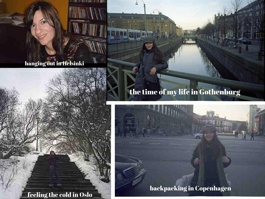 me in Scandinavia