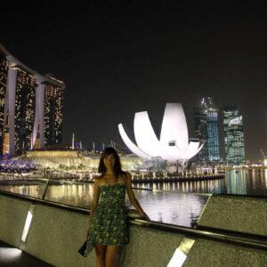Amazed στη Σινγκαπούρη