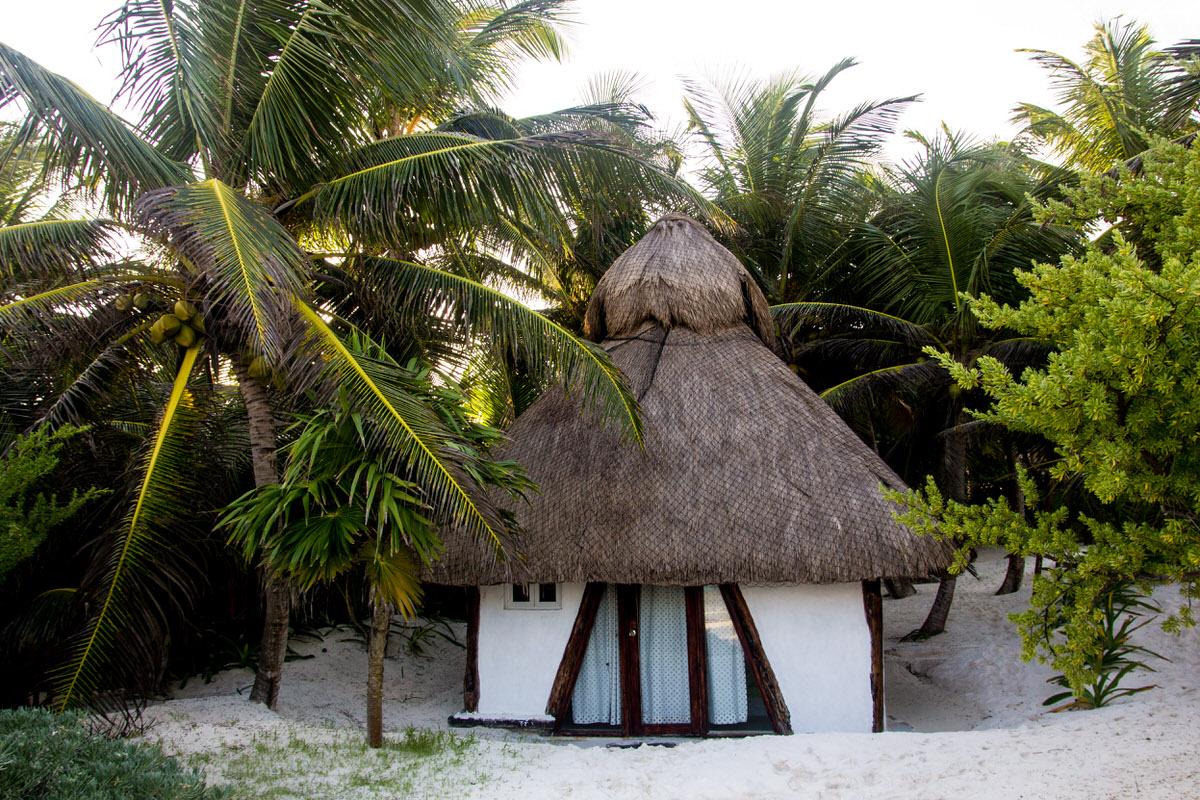 cabana in Tulum