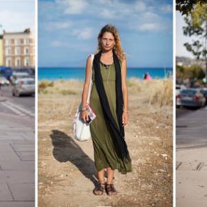 Ρούχα & Πόλεις: Streetgeist