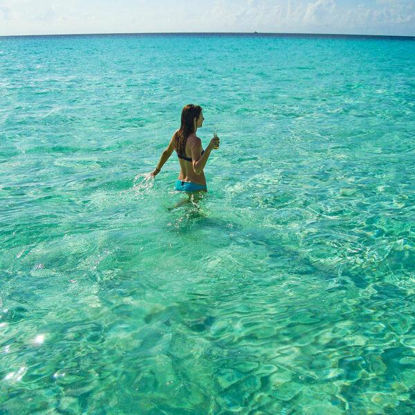 Snorkeling στο νησί Cozumel <br>στο Mexicο!