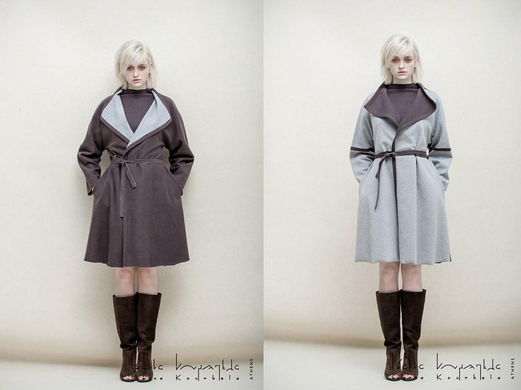 Ioanna Kourbela coat