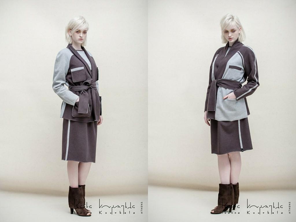 Ioanna Kourbela jacket
