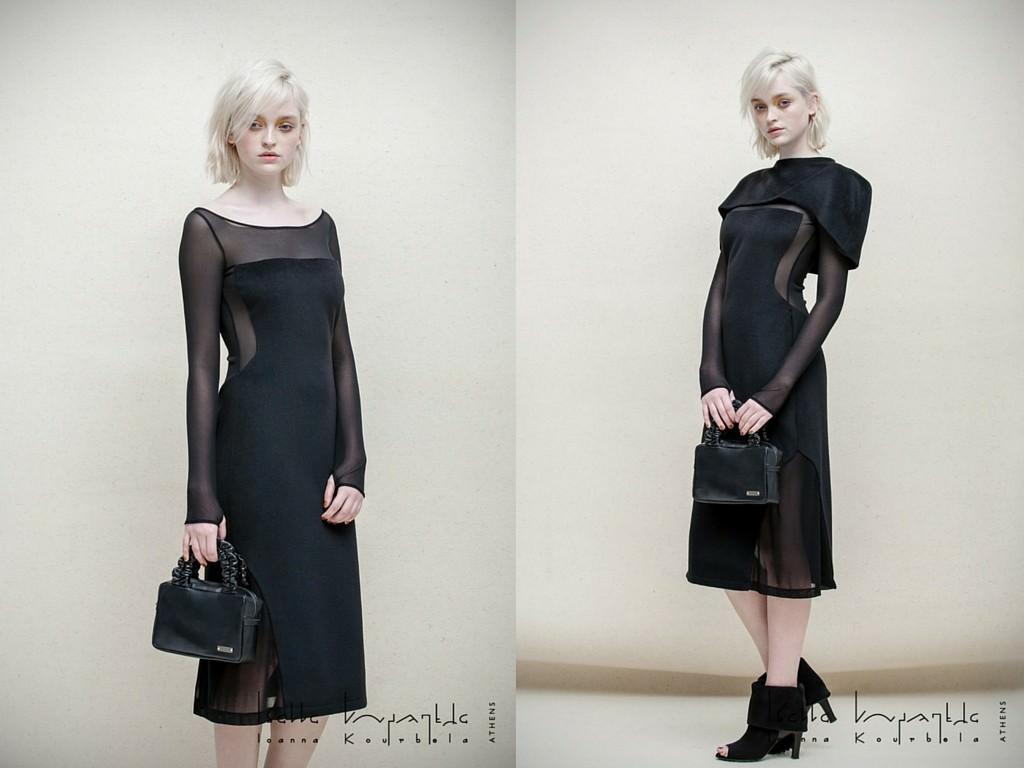 Ioanna Kourbela evening dress
