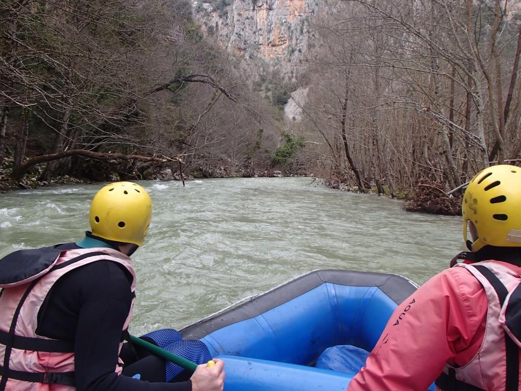 Zagori rafting