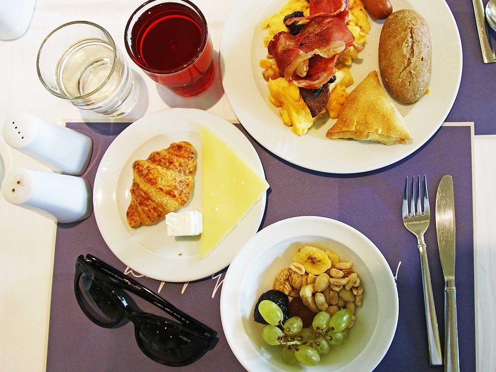 Ananti Breakfast