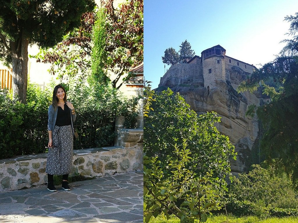 Me in Meteora -