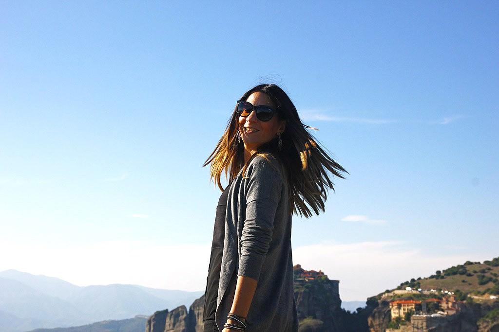 Me in Meteora