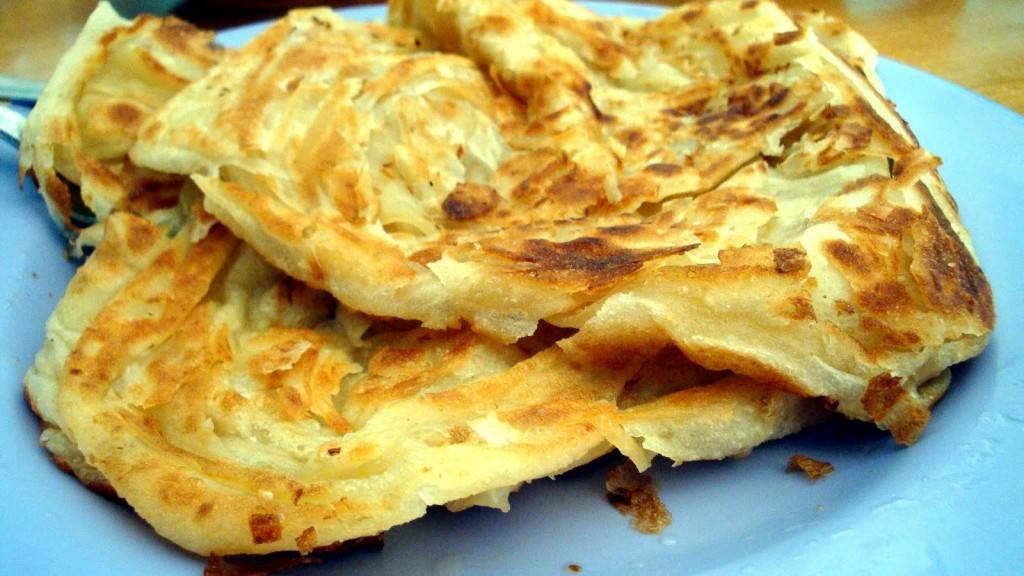 Sin Ming Roti Prata - Gosong