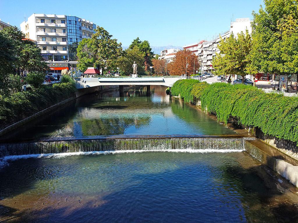 Trikala river
