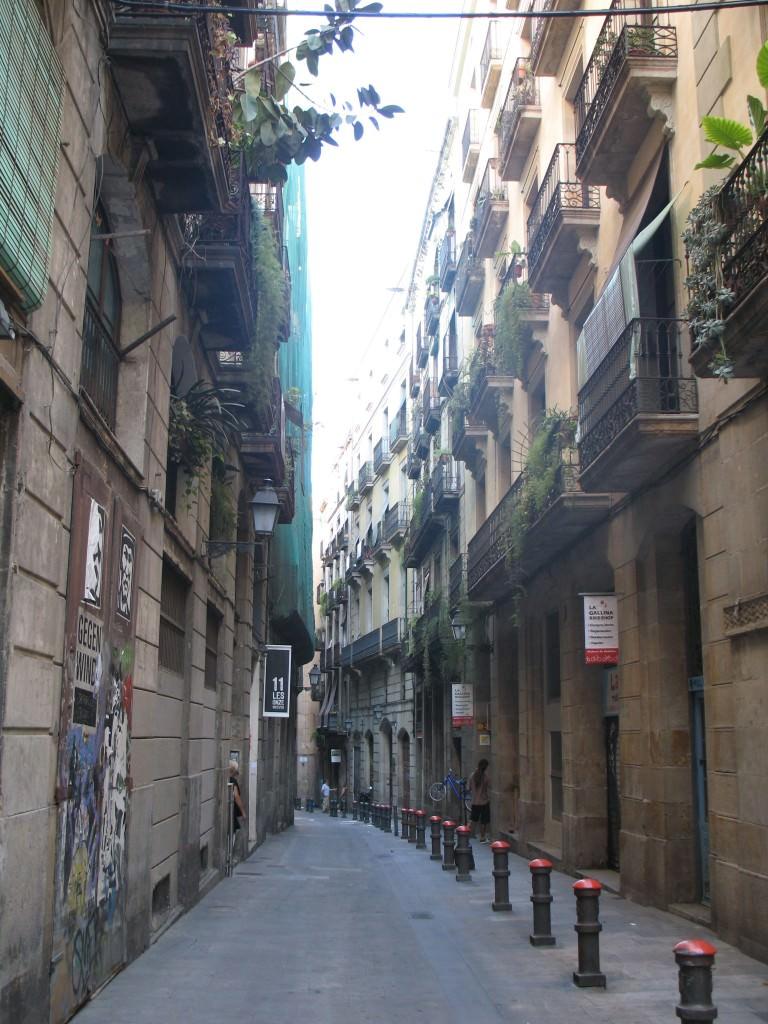 Barcelona Bario Gotico