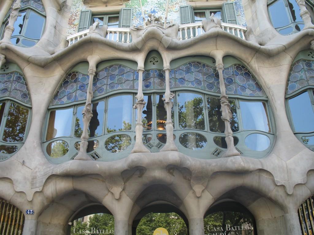Barcelona Gaudi 2