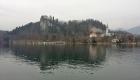 Το κάστρο και η εκκλησία του χωριού