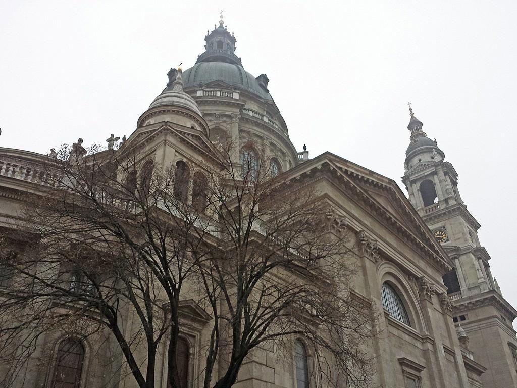 Η εκκλησία του Αγίου Στεφάνου στην Πέστη
