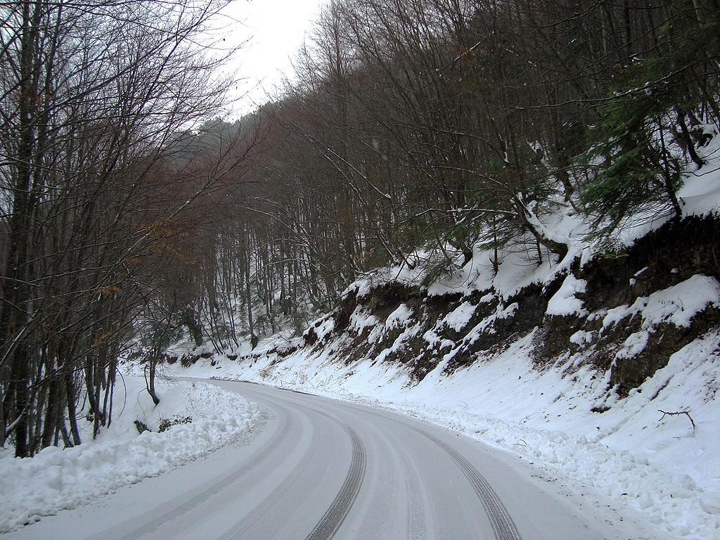 Στο βουνό Pirin, στο Bansko της Βουλγαρίας