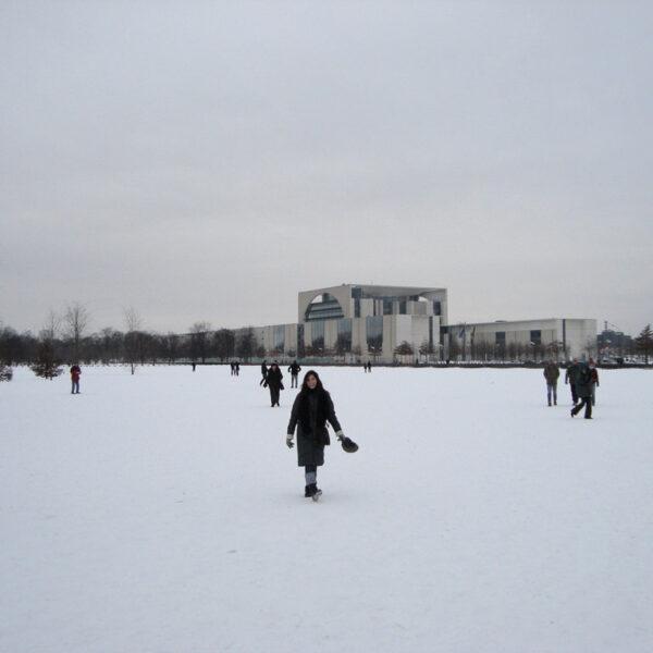 Στο Βερολίνο, αρχές Φλεβάρη