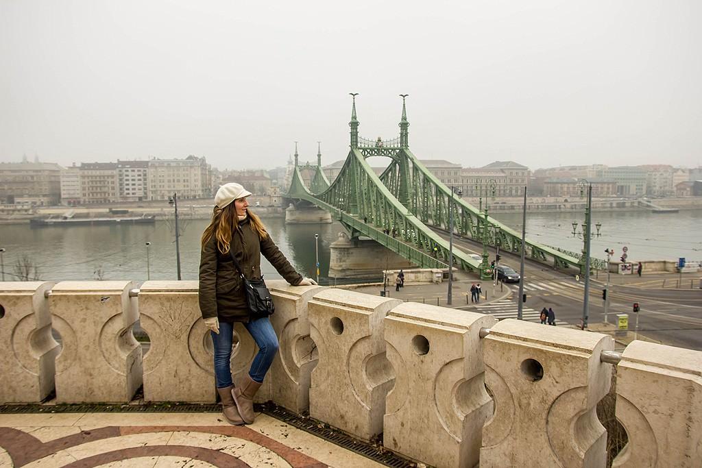 Στη γέφυρα της Ελευθερίας