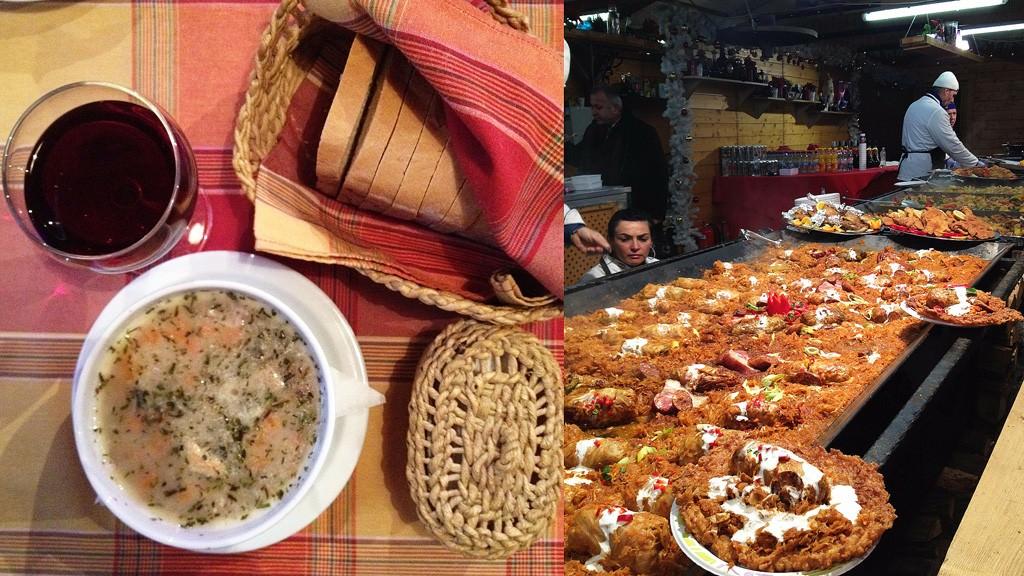 Παραδοσιακό ούγγρικο φαγητό