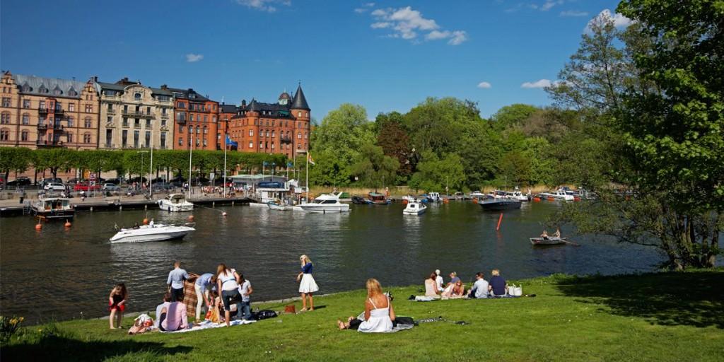 Το νησί των μουσείων, Djurgården