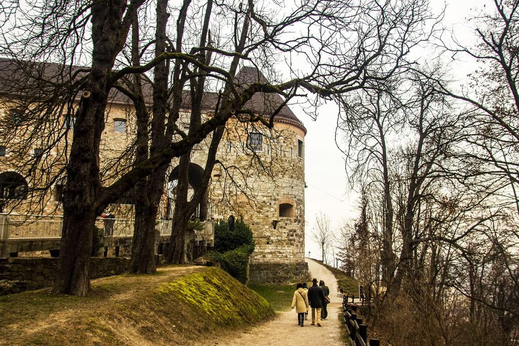 Στο Κάστρο της Λιουμπλιάνας
