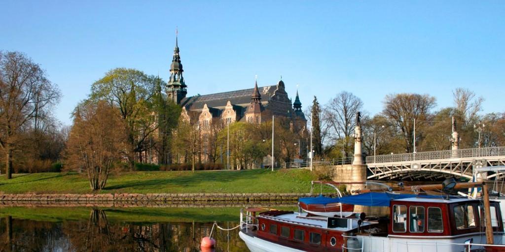 Το εντυπωσιακό Nordisk Museum