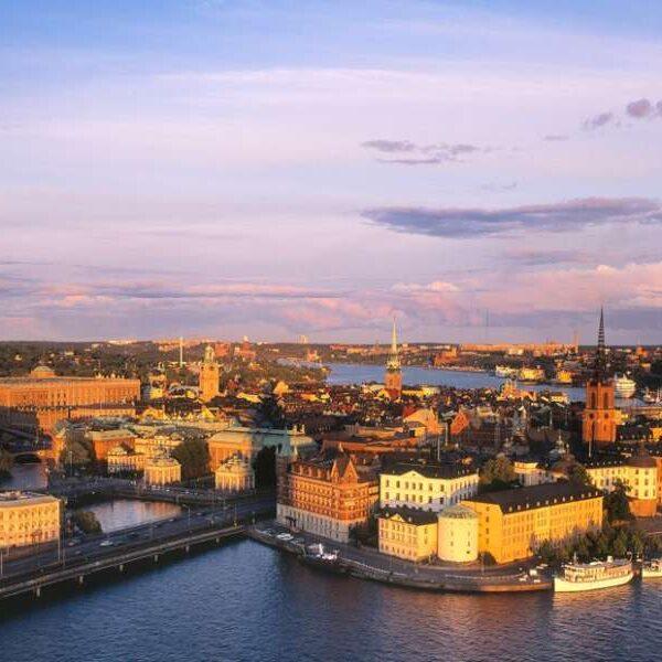 3 μέρες στη Στοκχόλμη
