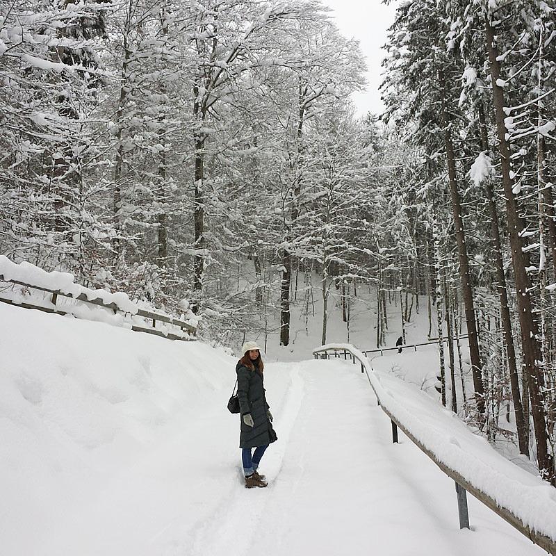 Hiking στις βαυαρικές Άλπεις