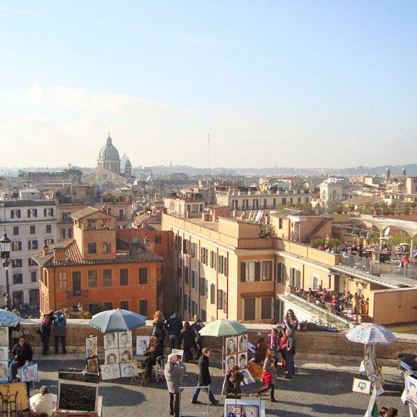 3 μέρες στη Ρώμη