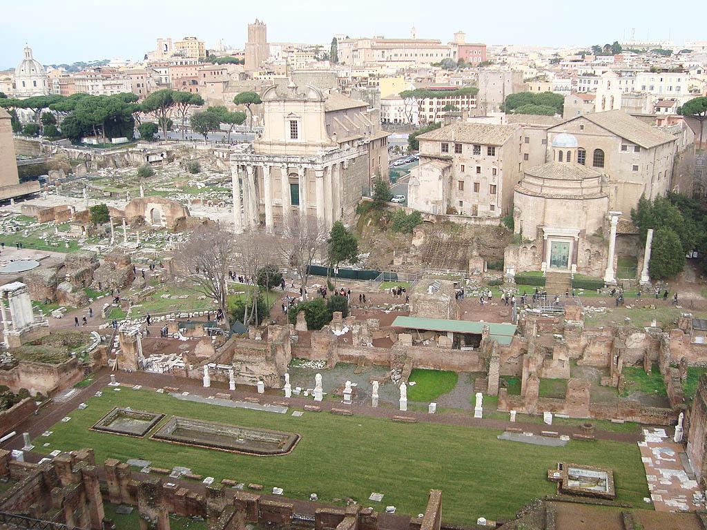 Στη Ρωμαϊκή Αγορά