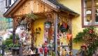 A souvenir shop