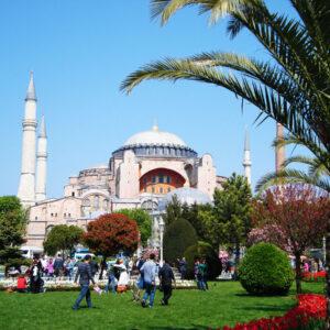 3 μέρες στην Κωνσταντινούπολη