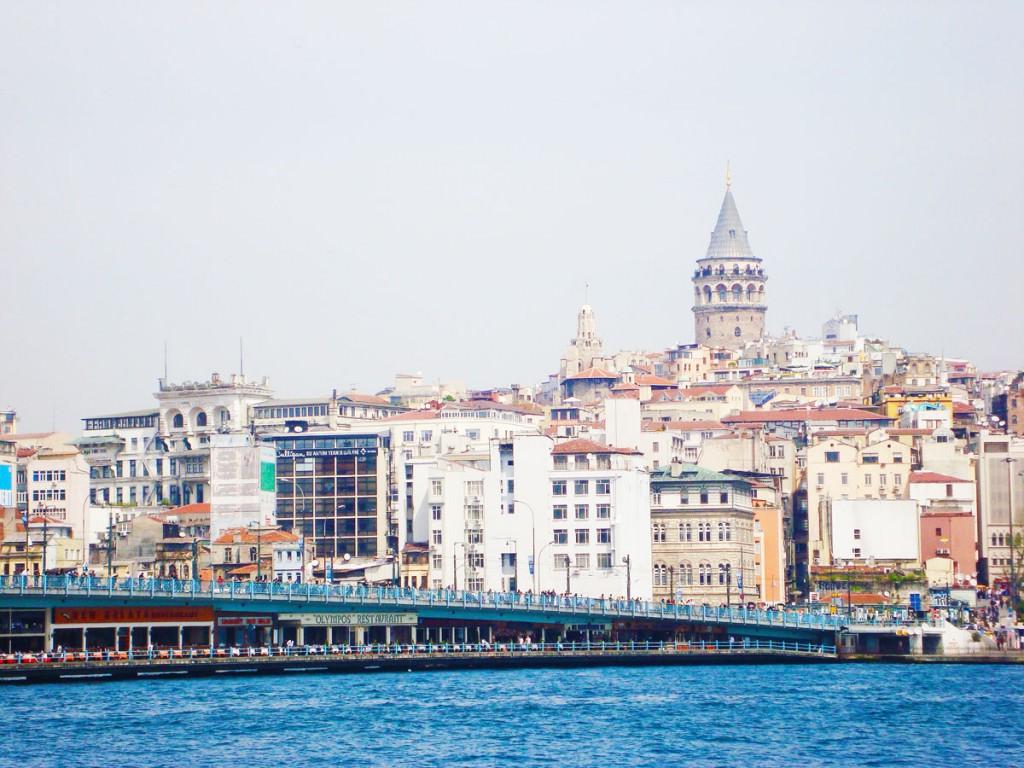 Η Γέφυρα και ο Πύργος του Γαλατά