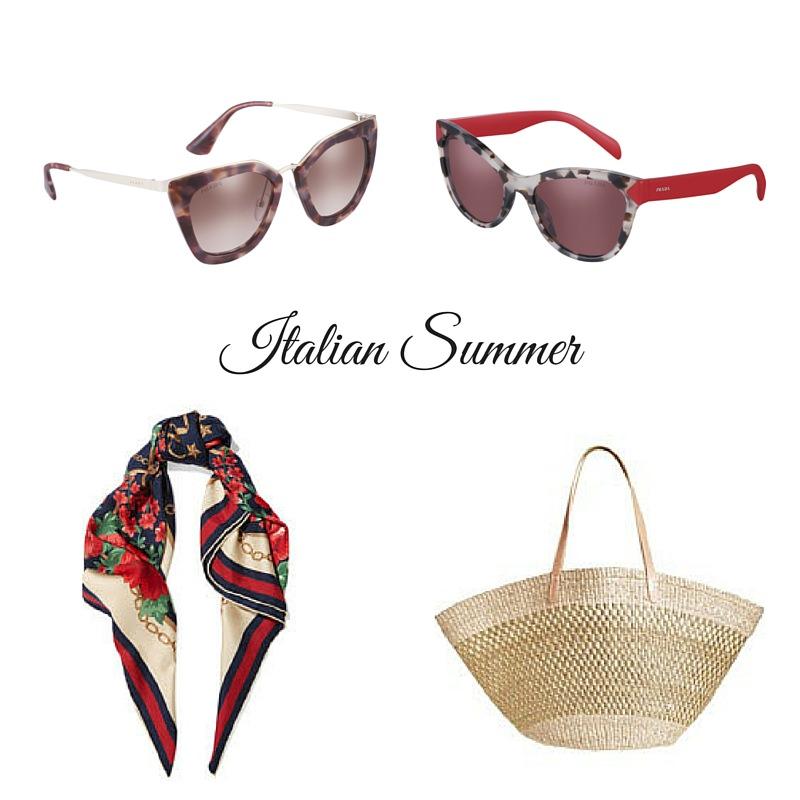 Italian Summer Prada
