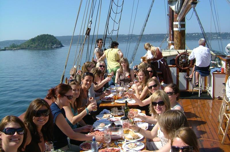 Oslo boat tour