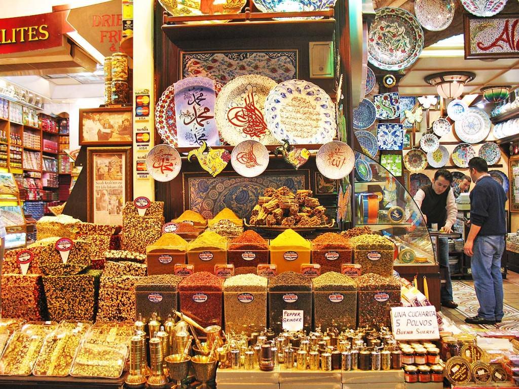 Φωτογραφικό τουρ στο Παζάρι Μπαχαρικών