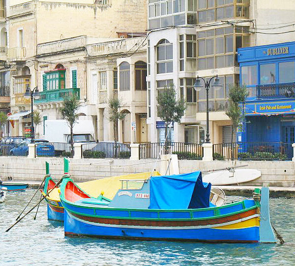 3 μέρες στη Valletta