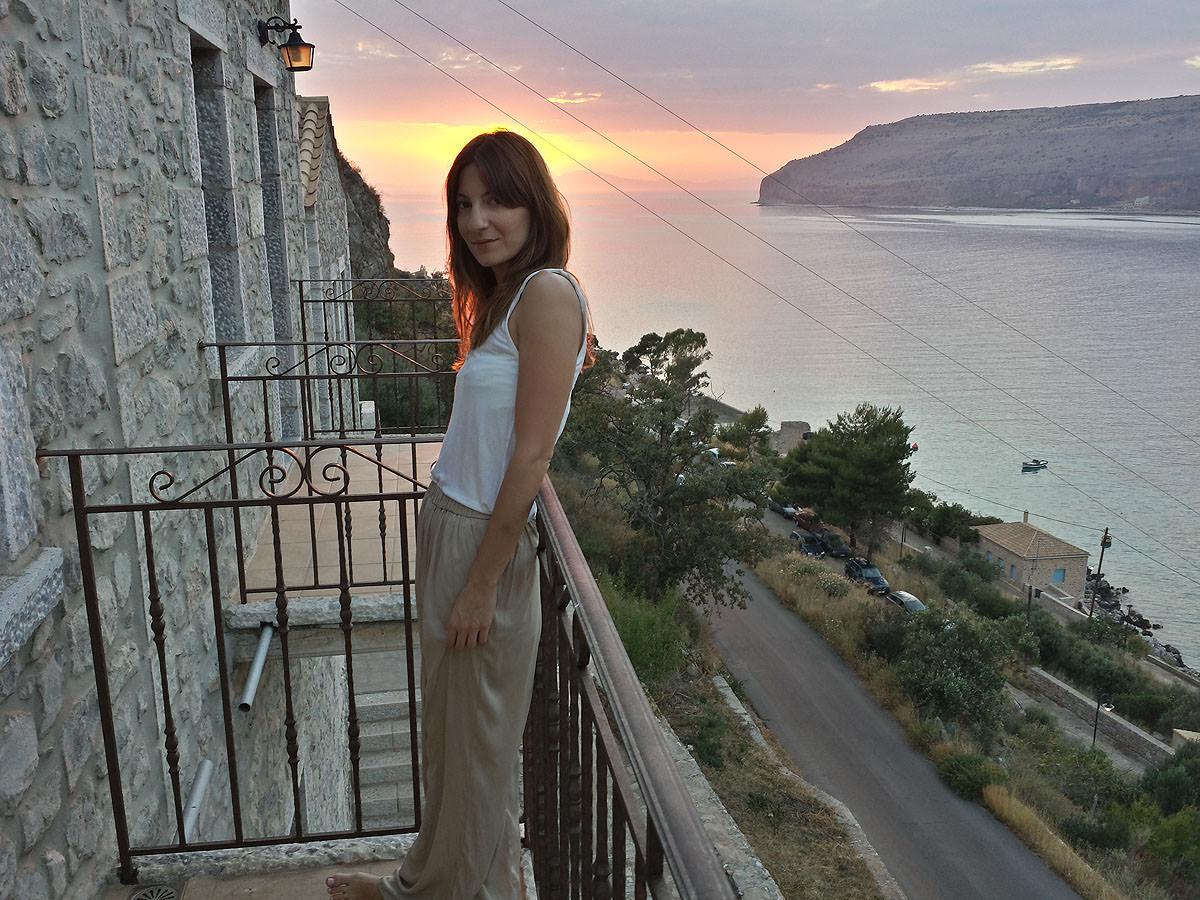 Summer Road Trips: Ζαγόρι & Μάνη – για το Marie Claire