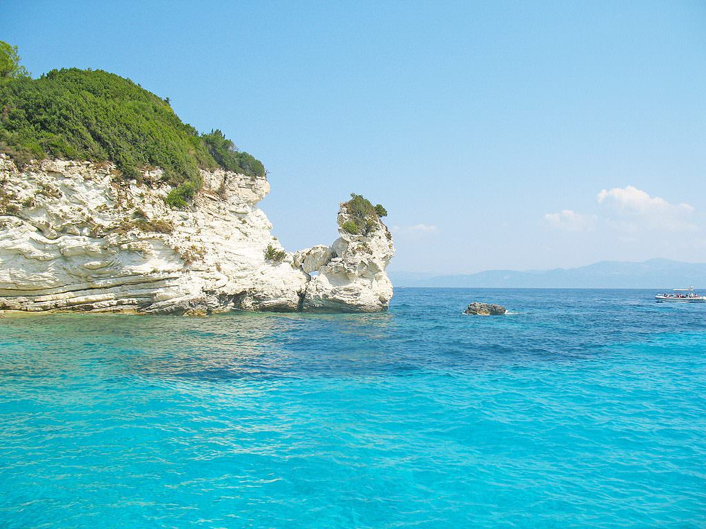 Antipaxos Cruise