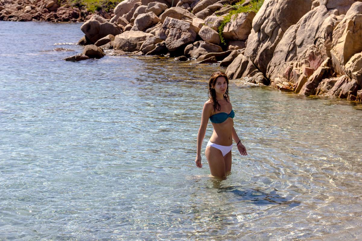 Me in Costa Smeralda