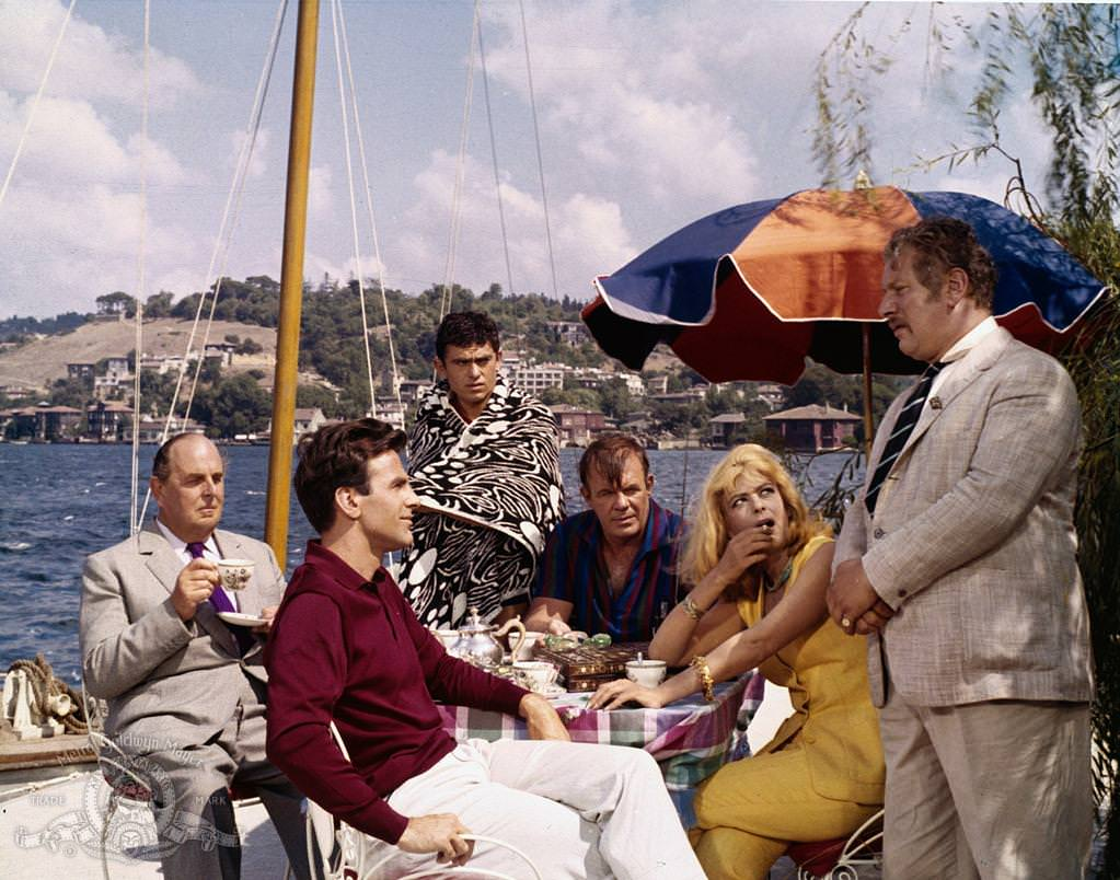 Topkapi (1964)