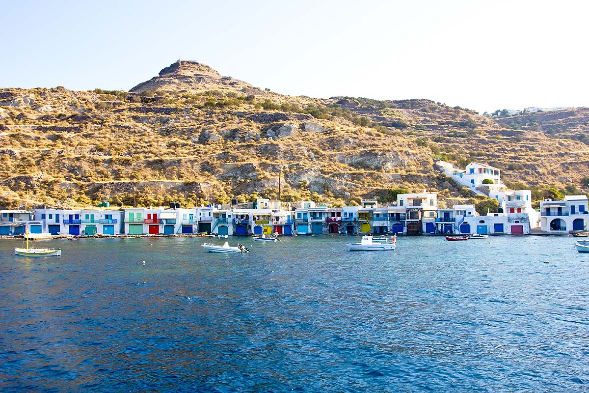 Dreamista in Milos