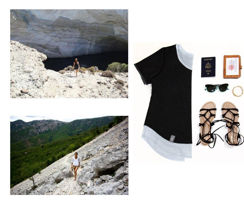 Anywhere: Ρούχα για κάθε Ταξίδι </br>/ Clothing for Anywhere you Travel