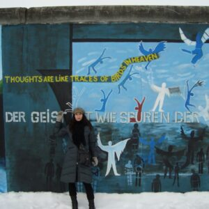 Στην East Side Gallery