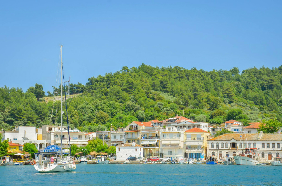 Island Dreams: North Aegean