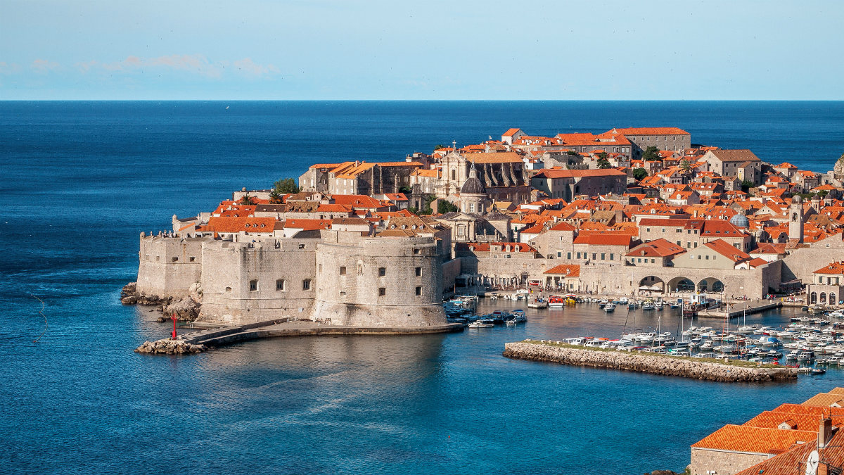 Discovering the Dalmatian coast