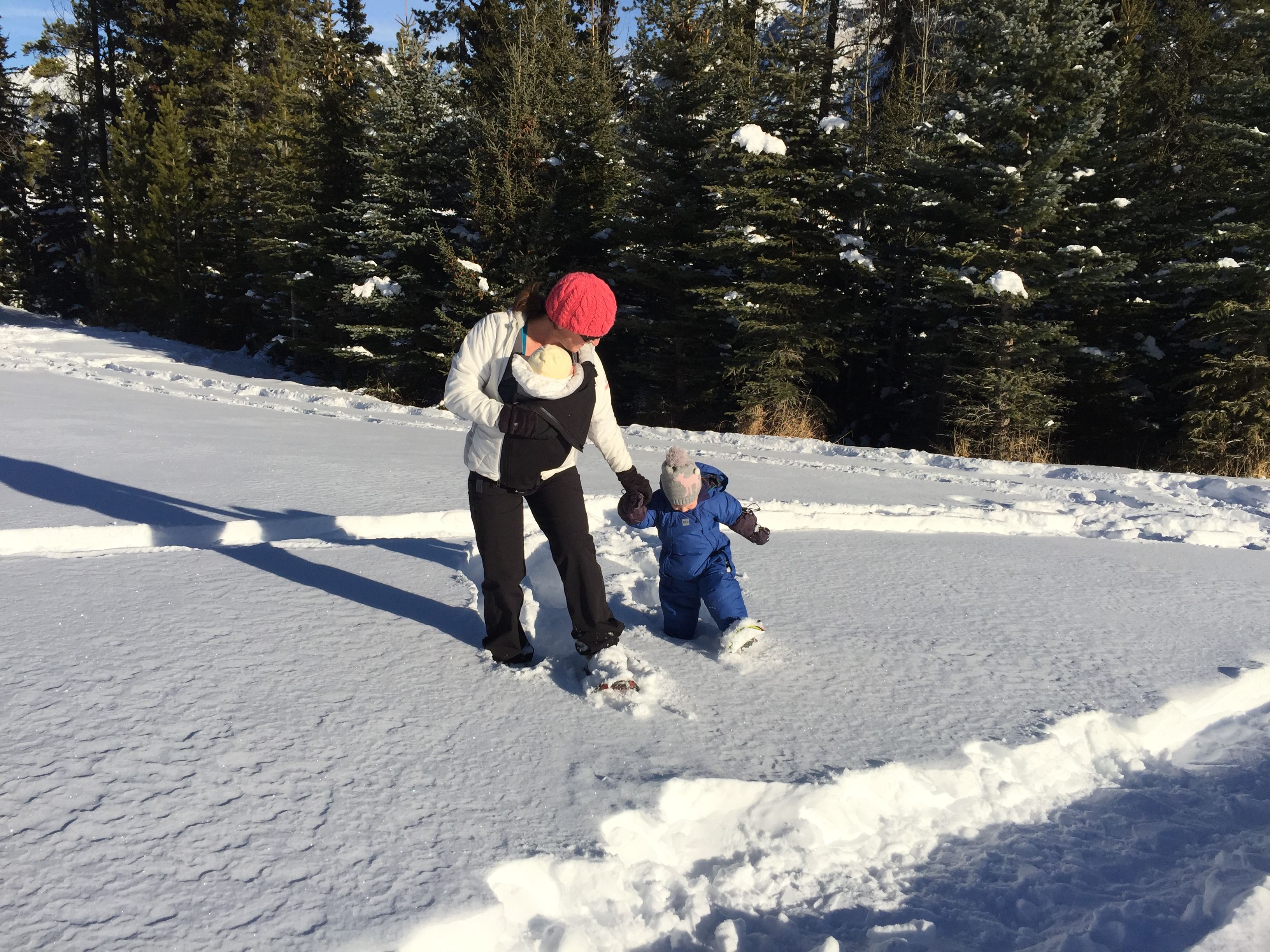 Travel Tips: Winter Trips with Babies