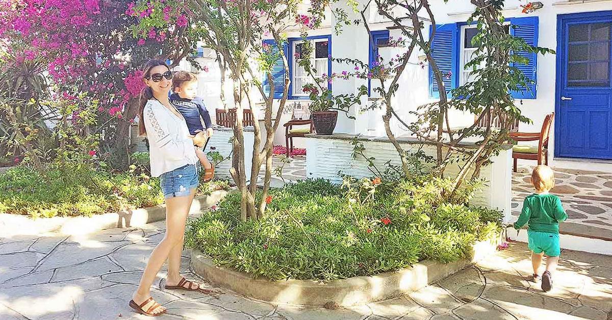 Golden Beach Hotel & Apartments Tinos