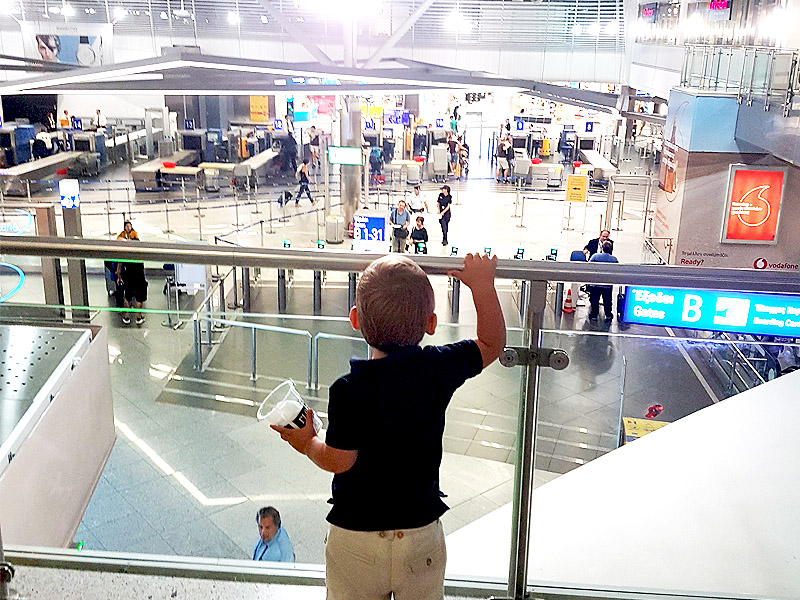 Things to Do At Athens Airport With Kids