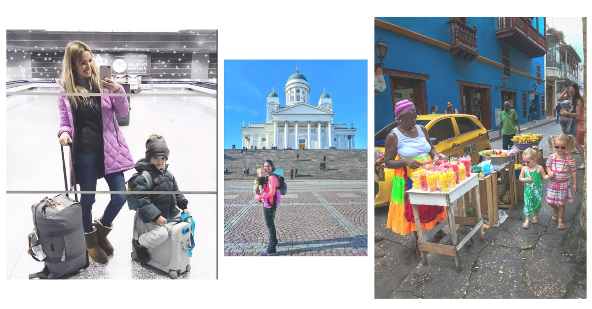 5+1 Favorite Family Travel Instagrams